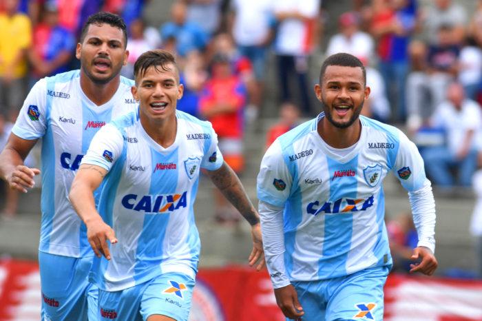 Londrina vence Paraná nos pênaltis e está na final da Taça Caio Júnior