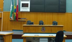 Câmara Municipal de Londrina. Foto: Weslley Lemos