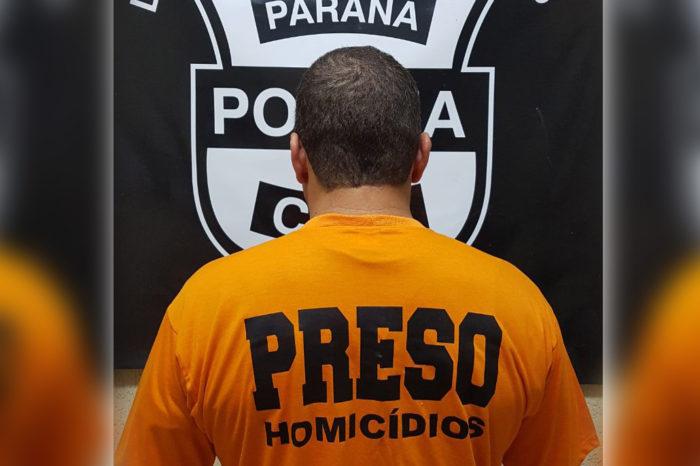 Homem que matou o irmão dentro de bar é preso em Londrina