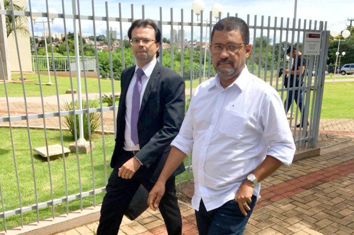 Cleuber Moraes consegue autorização para retirar tornozeleira eletrônica