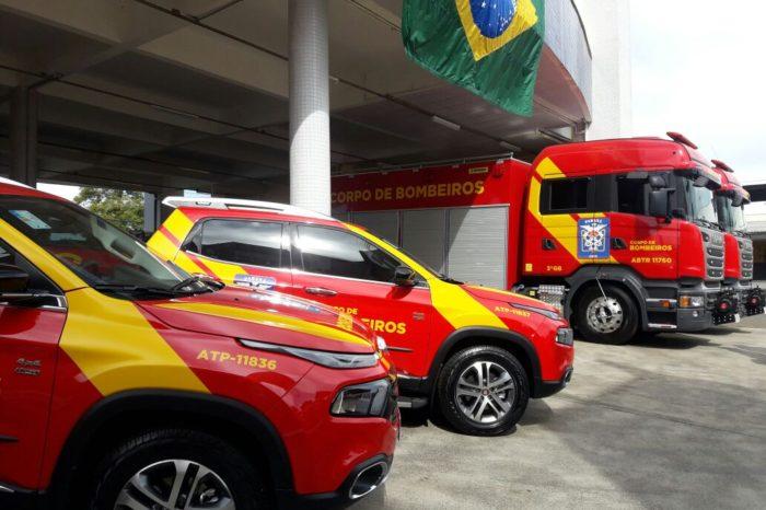 Prefeitura fará repasse de R$ 1,5 milhão ao Corpo de Bombeiros