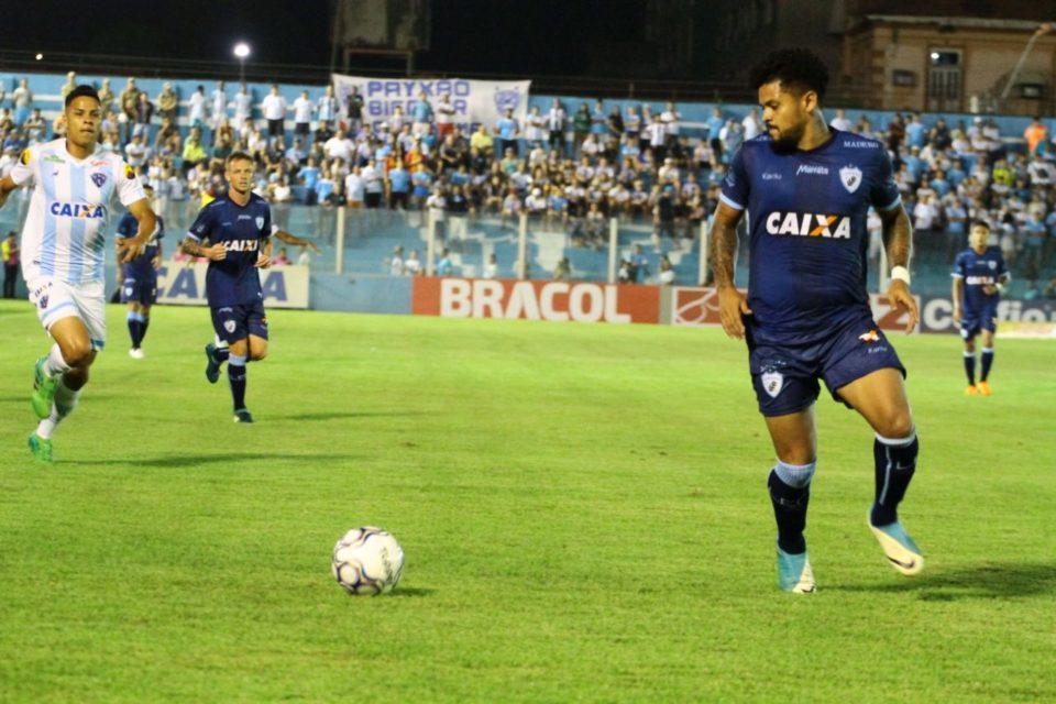 6c7ae9088 Redação Paiquerê O Londrina conheceu na noite desta sexta-feira (20) sua  primeira derrota no Campeonato Brasileiro da Série B. Jogando contra o  Paysandu