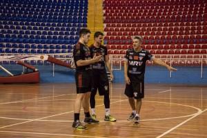 Londrina recebe o time de Uberaba no Moringão. Foto: Divulgação