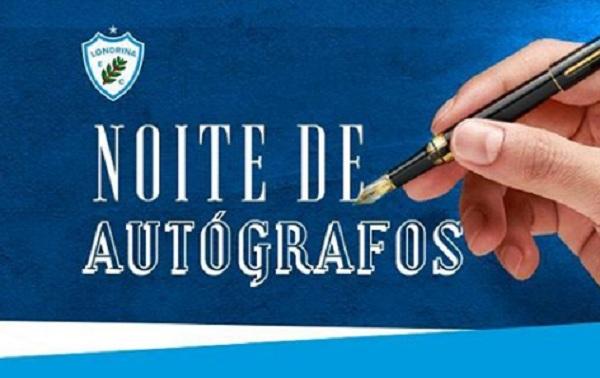 Londrina promove noite de autógrafos com jogadores atuais e de 1980