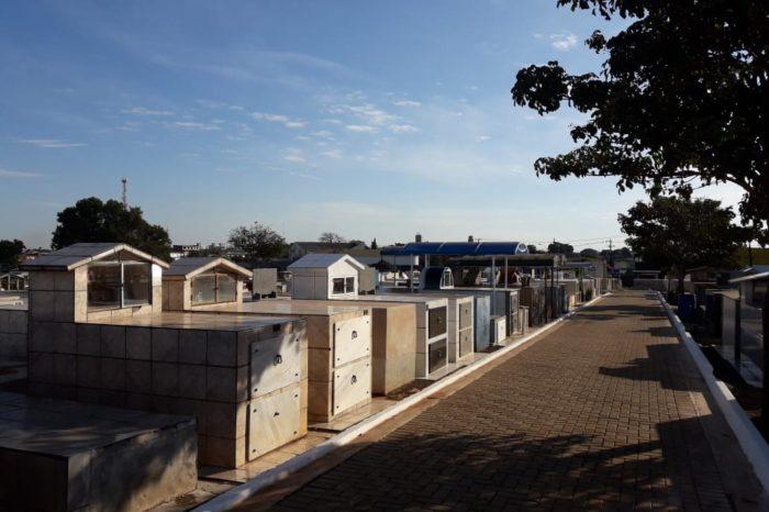 Confira os horários das missas nos cemitérios municipais