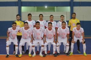 O Iate Clube/Londrina Futsal já está classificado para a próxima fase da competição. Foto: Divulgação.