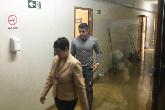 Advogado de Rony Alves pede prisão de Junior Zampar durante depoimento na CP