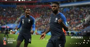 Umtiti França FIFA