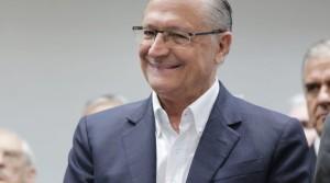 Entre os candidatos, o com maior arrecadação, até o momento, foi Geraldo Alckmin. Foto: Humberto Sousa/PSDB