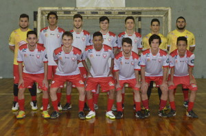 Selecao londrinense futsal Foto divulgacao