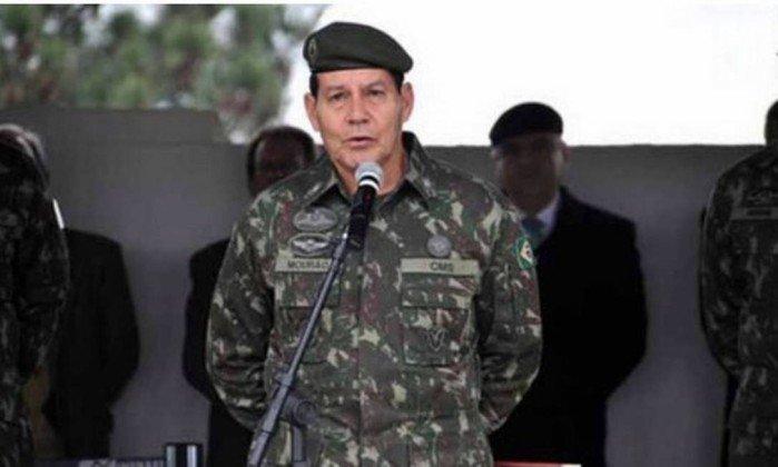 General Mourão vem a Londrina para cumprir agenda