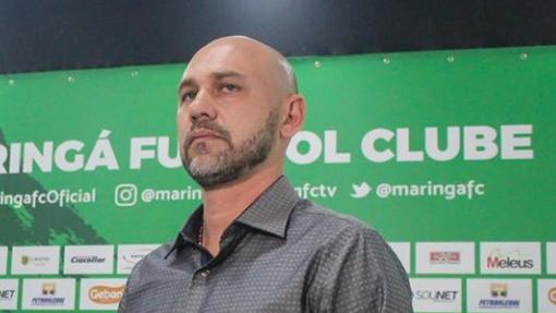 Antônio Picoli é o novo técnico do Maringá FC