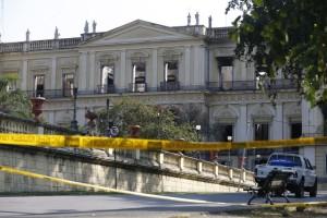 Museu Nacional Foto Fernando Frazão/Agência Brasil