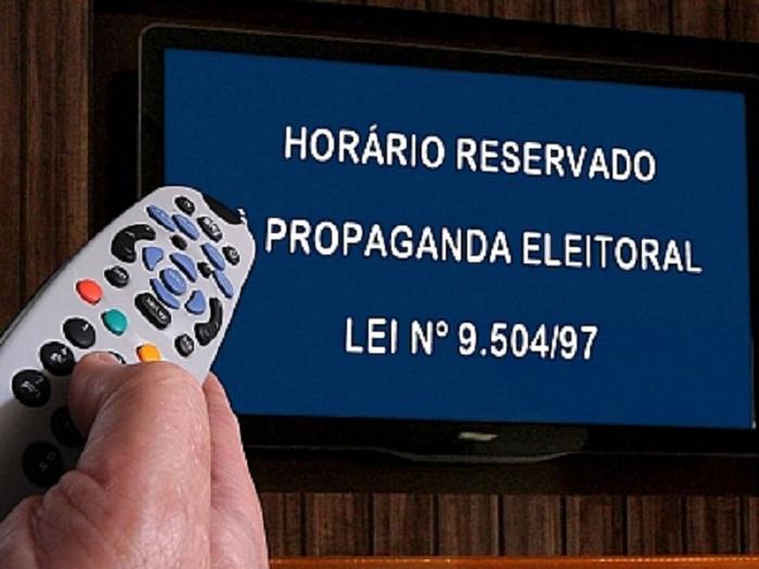 TSE confirma tempo dos partidos para propaganda no rádio e TV