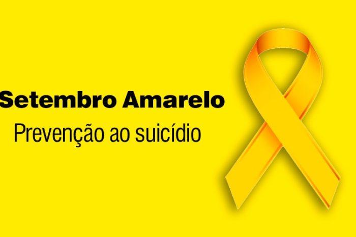 Setembro Amarelo faz alerta para prevenção ao suicídio