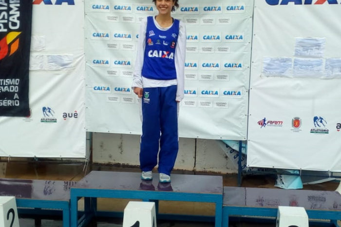 Londrinenses brilham no Paranaense de Atletismo Sub-16