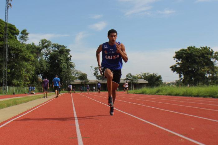Atletismo Londrina em concentração total para os Jogos Abertos do Paraná
