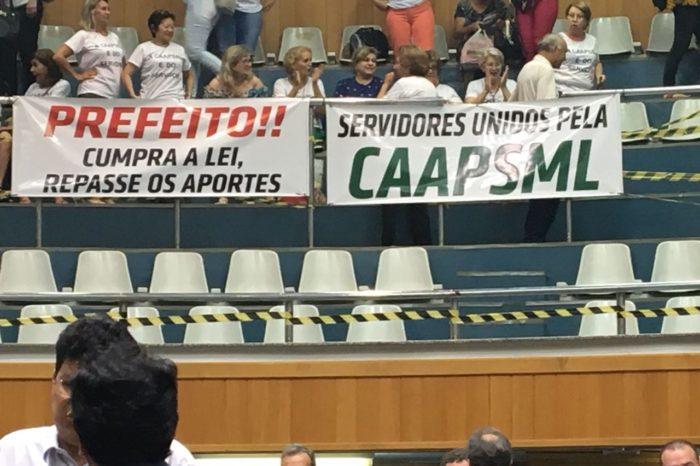 Prefeitura estuda três projetos para situação da Caapsml
