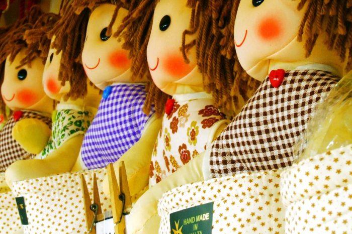 Casa da Mulher oferece oficina de confecção de boneca de pano