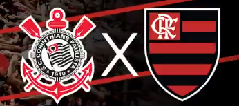 Corinthians e Flamengo se enfrentam pelo Brasileirão nesta sexta-feira (5)