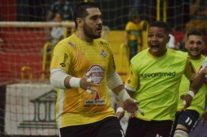 Futsal Londrina garante vaga na Série Prata do ano que vem - Portal ... da8fac7afb0eb