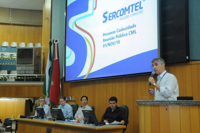 Vereador reclama de falta de ações concretas para salvar Sercomtel