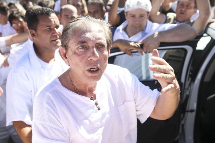 Justiça de Goiás determina prisão de médium  João de Deus
