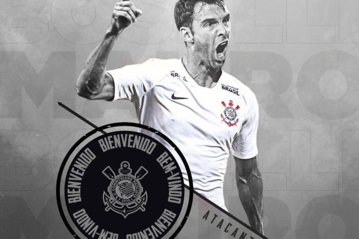 Corinthians anuncia a contratação de Mauro Boselli