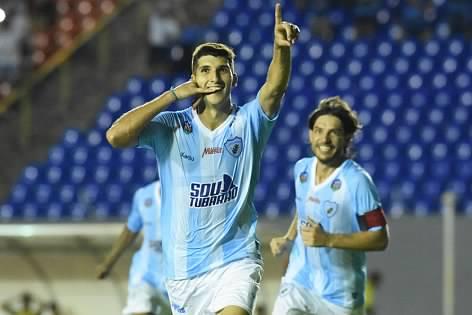 Matheus Bianqui marca no fim e Londrina consegue virada emocionante