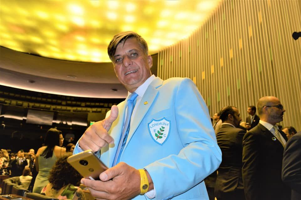 """""""Fui obrigado a divulgar minha atividade parlamentar"""", diz Boca Aberta"""