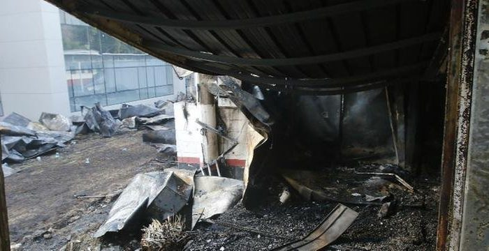 Jogador londrinense sobrevive a incêndio em CT do Flamengo