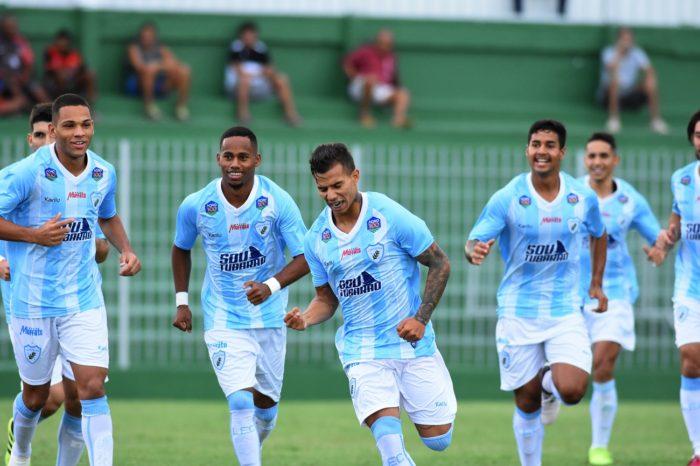Londrina vence Americano em Saquarema e se classifica para segunda fase da Copa do Brasil