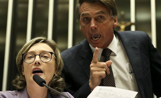 Marco Aurélio nega recurso e Bolsonaro terá de pagar indenização