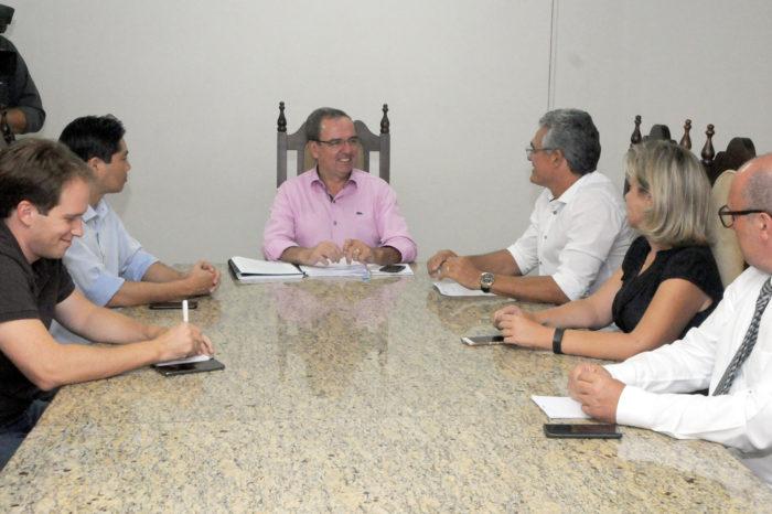 Mesa Executiva da Câmara promete cobrar e fiscalizar ações da prefeitura