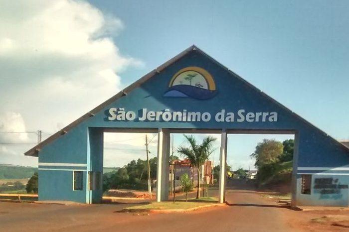 Secretário de Cultura e Esportes de São Jerônimo da Serra é preso