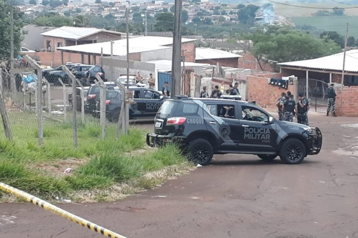 Confrontos com a PM deixam dois mortos em menos de três horas em Londrina