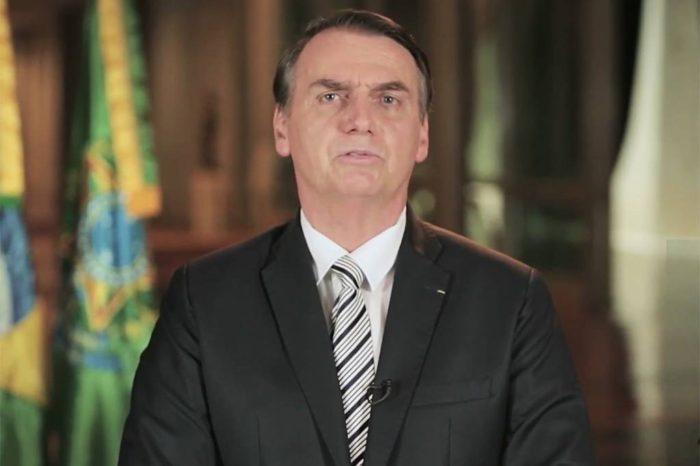 Bolsonaro anuncia abertura de escritório de negócios em Jerusalém