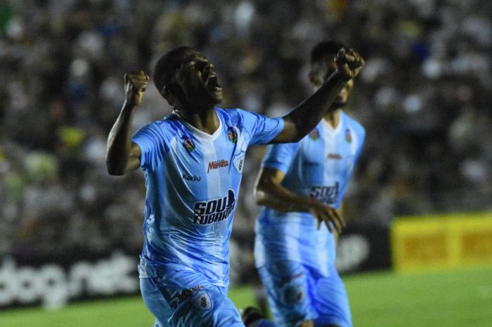 Felipe comemora 1º gol como profissional; Confira os gols contra o Botafogo-PB