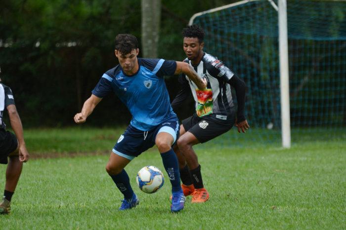 Londrina vence o Cambé por 2 a 1 em jogo-treino
