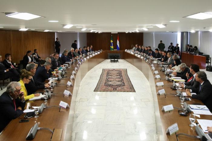 Paraná fará a gestão da obra da segunda ponte entre Brasil e Paraguai