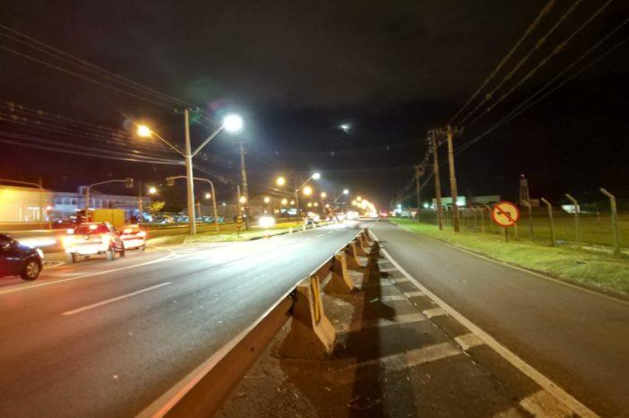 Tiradentes ganhará iluminação de LED antes da ExpoLondrina 2019