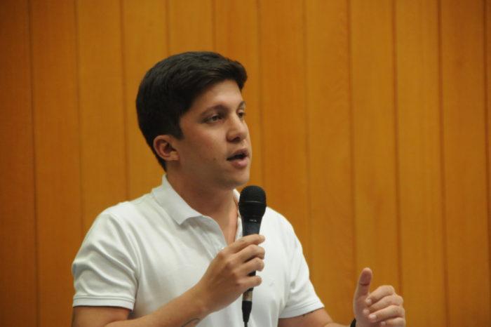 Vereador vai apresentar projeto que repassa percentual de salário à Mesa Executiva