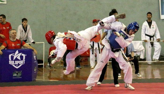 Seletiva busca novos talentos de taekwondo em Londrina