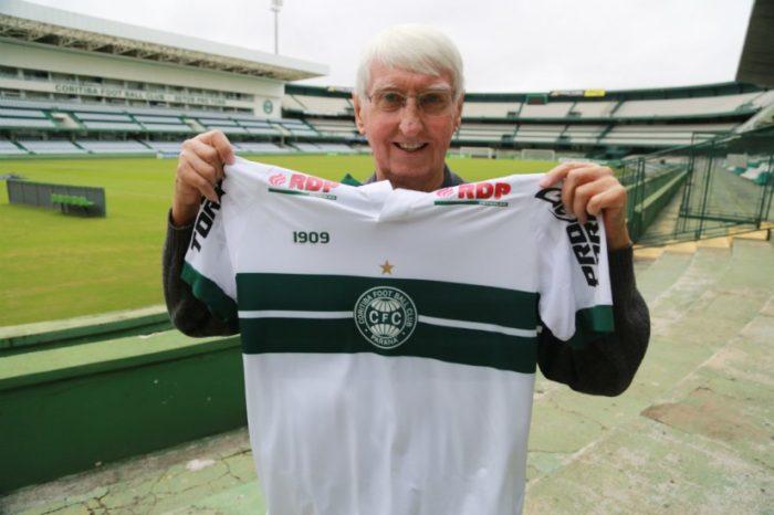 Aos 74 anos, falece Dirceu Krüger, histórico ex-jogador do Coritiba