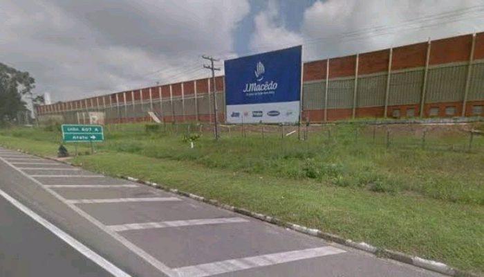 Novo parque industrial da J.Macêdo em Londrina promete gerar 4,5 mil empregos