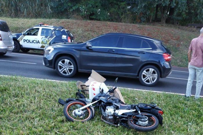 Motociclista de 18 anos morre em acidente em Cambé