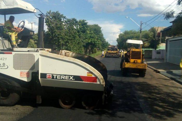 Unicesumar vai recapear 70 ruas da zona leste em contrapartida ao município