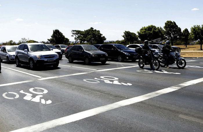 CMTU aguarda manifestação do Contran para bolsões de proteção para motociclistas