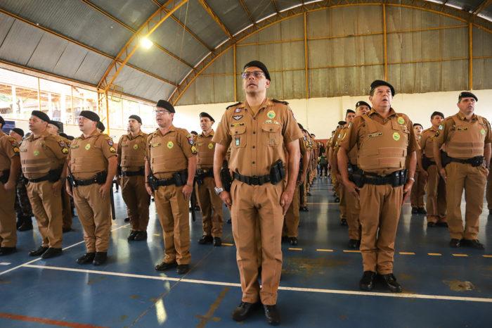 Após polêmica, policiais de Londrina realizam treinamento para Aifu