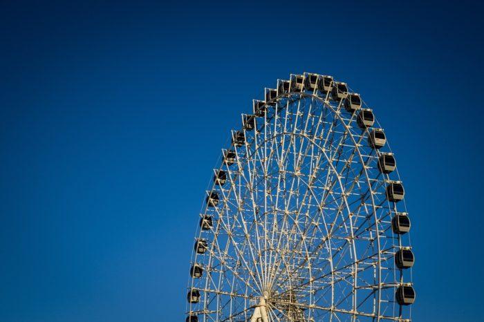 Maior roda gigante itinerante do Brasil está no Boulevard Londrina Shopping